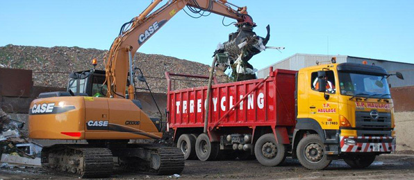 T.P. Skip Hire: Skip Hire, Middlesbrough
